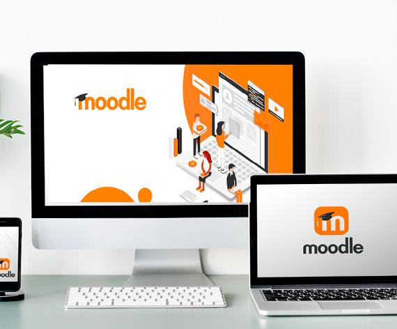 Course Image Diseño y Gestión Básica de Cursos en Moodle para Docentes Virtuales - Master